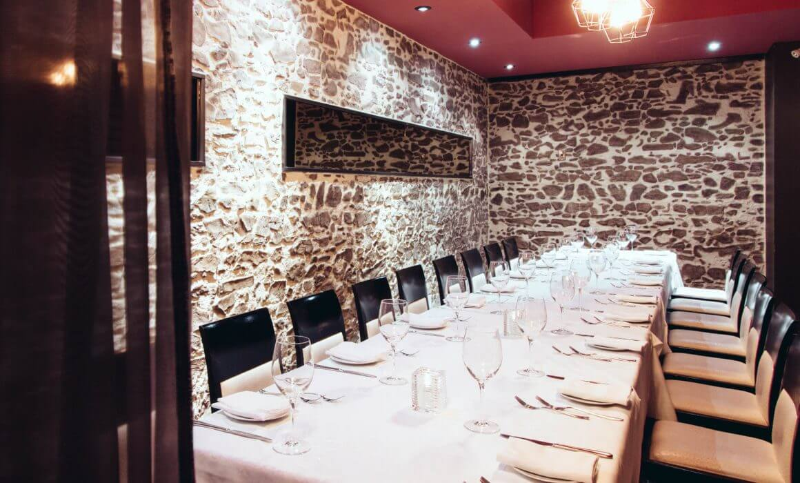Book your next group dinning party at the best Italian Restaurant in Toronto