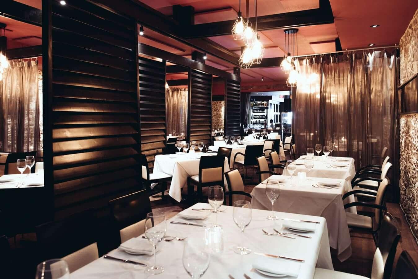 Best Italian Restaurant Toronto Yorkville Downtown